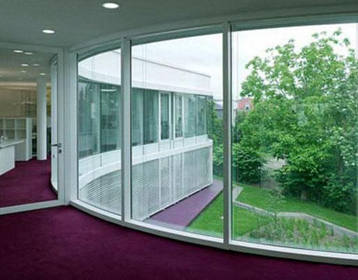 节能环保门窗玻璃