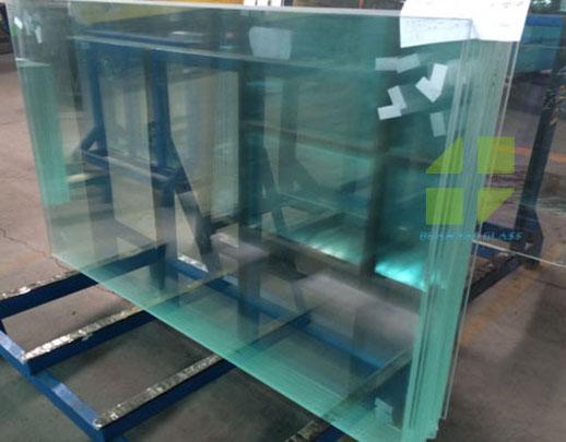北京超白钢化玻璃成品