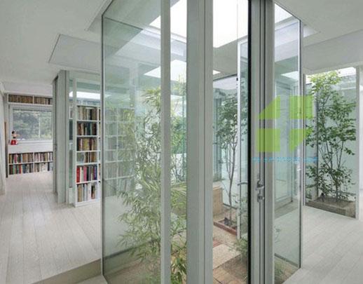 露台阳光房玻璃
