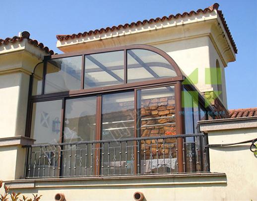 安全玻璃阳光房