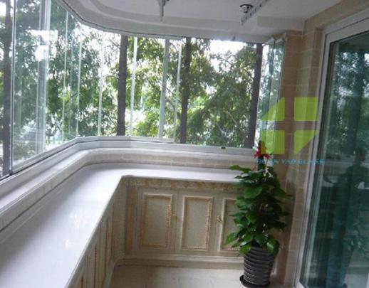 北京简约玻璃别墅