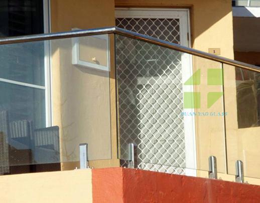 夹胶玻璃护栏