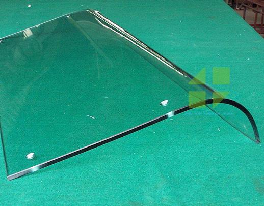 北京弯钢玻璃